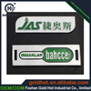 2015 Most popular China wholesale custom fashion decorative metal nameplate with holes