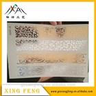 Flash tatuagens - temporária tatuagens - ouro / prata / jóias de pele de Flash metálico Henna /