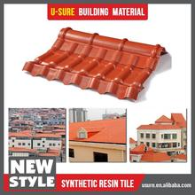 Professional manufactory synthetic resin tile color roof philippines