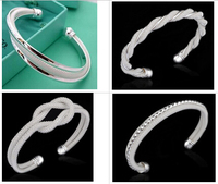 High quality fashion jewelry valentine gift Chic Women Distort bracelet & bangle Free Shipping