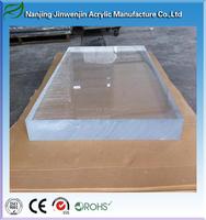 Interior decoration acrylic price per sheet/50mm thickness acrylic sheet