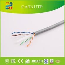 HANGZHOU XINGFA 2015 New 4-pair Network Ethernet Cat-6 CAT6 UTP PVC