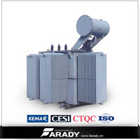 30kv 3 phase step down 5 mva power transformer