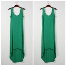 MQ1401-5 Fashion women Korean Style Sexy Cotton Spandex Sun Dress