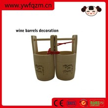 wooden wine bucket,mini wooden buckets,wooden buckets for sale
