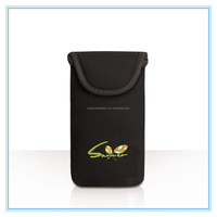 factory price soft neoprene cell phone pouch fit for Iphone 6