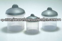 alimentos redonda contenedor molde plástico de alta calidad Huangyan
