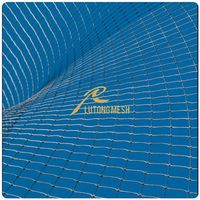 stainless steel bird netting,stainless steel cable railing,stainless steel balustrade mesh