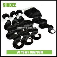 Main Europe Market SIADEE Straight Hair kinky curly brazilian hair