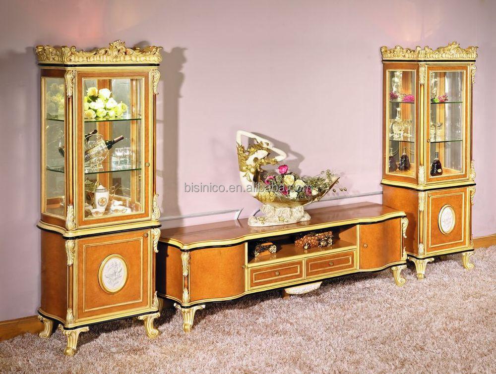 Di lusso francese palazzo camera armadio vivente display/stile ...