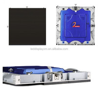 full hd media player P3 HD LED Panel With Easy Installation Design SMD 3in1 LED DISPLAY