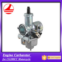 chinese CG engine spare parts carburetor motorcycle 200cc