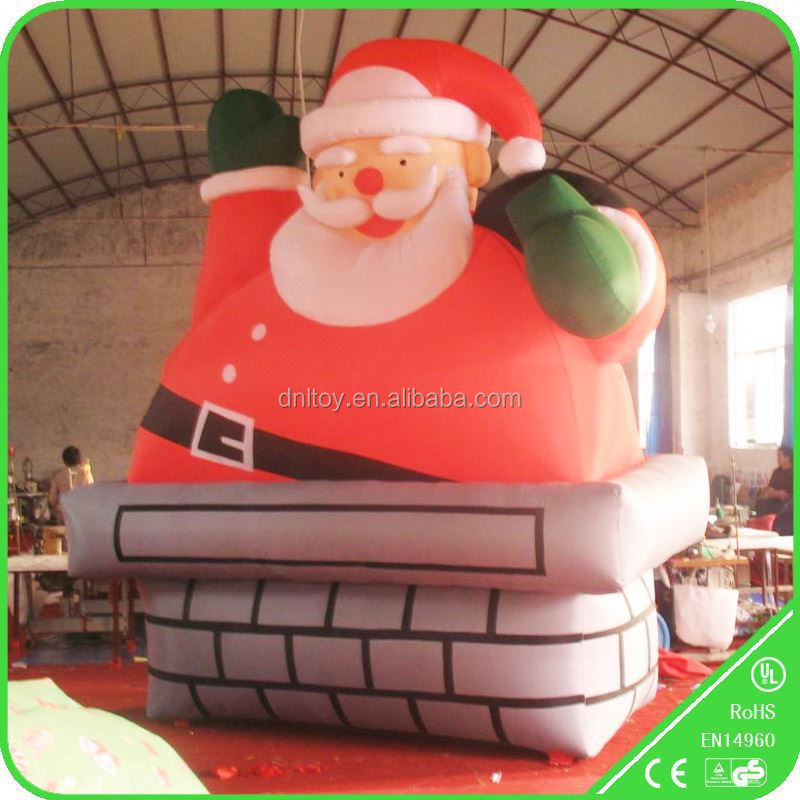 christmas inflatable tire model