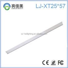 IP65 DC24V building lighting tube light XT25C-12W outdoor led linear wall wash light