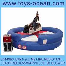 inflatable rodeo mechanical bull /machine rodeo bull/ hot sale inflatable mechanical bull