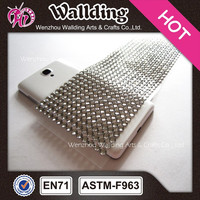 Shipping free bling rhinestone diamond crystal car decals sticker for welfare activity