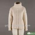 el diseño de las mujeres relajante suéters modelos para hacer punto