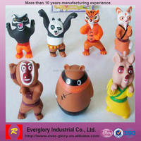 OEM Kung fu Panda Figure NBCU Audit Factory