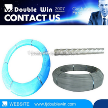 7-wire prestressed concrete steel strand gb/t 5224-2003 standard 12.7mm for railway and road bridges
