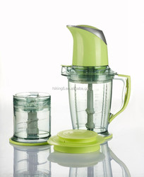 electric mini food chopper with 2 cups