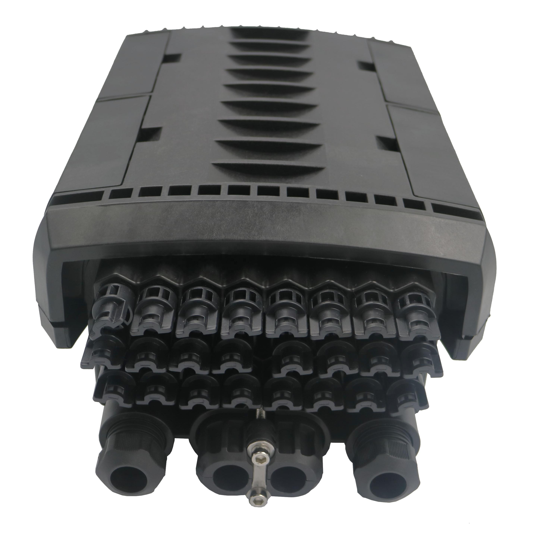FTTH 16 bağlantı noktası SP-GJSC-01 PLC splitter fiber optik dağıtım kutusu FOSC fiber optik ek yeri kılıfı
