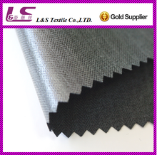 160D 100% polyester cation peach fabric with TPU laminating for outdoor garment