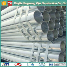 45 inch galvanized steel pipe for construction