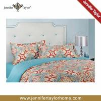 Jennifer Taylor TD04-K-830831 American Style 4pcs Bedding Set