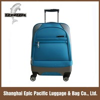 GM15181 20/24/28 inch 3pcs four wheels Soft Luggage sets/High quality Spinner luggage/New Luggage Suitcase