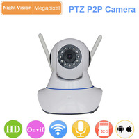 network mobile control for home use ir p2p wifi ip camera