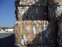 Occ ONP and Foil Paper scrap