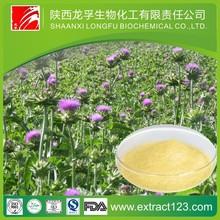 Health food silybum marianum milk thistle seed