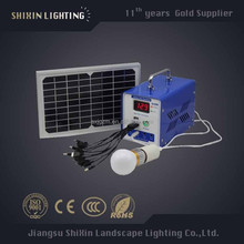 Mini Solar Home Light System with 150W 180W Solar Panel