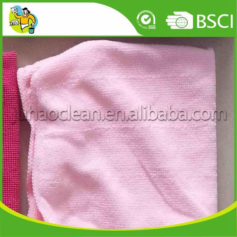 Top Quality microfiber towels wholesale cleaning supplies 100% Microfiber with 300GSM