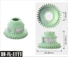Dr-fl-1111 alta calidad auto parts inyector de combustible del filtro para Renault inyección 0280150698