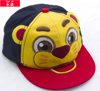 wholesale 3D Embroidery Kids Snap back Hat baby cute snapback cap