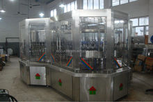 High Speed PET bottle water washing filling and capping production line