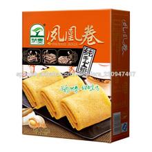 Rollos de huevo hechas a mano con características chinas