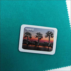 High-quality promotional tourist souvenir fridge magnet