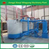 No smoke CE ISO Professional Manufacturer Supply Wood Waste Charcoal Production Plant 5-10ton per day 008613838391770