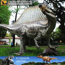 Mi dino- 2015 recién hecho parque jurásico modelo de dinosaurio mecánico