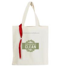 Wholesale Customized Eco Friendly 8 oz Cotton Reusable Shopping Bag With Logo