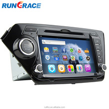 android 4.2.2 Kia K2 car navigation and entertainment system 3g wifi