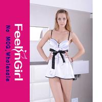 wholesale fashion cheap white nightwear sexy lingerie in uae