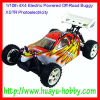 1/10th 4WD Electric Off-Road Buggy XSTR Photoelectricity