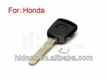 llave del coche para honda clave de shell