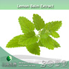 100% Natural Lemon Balm Extract(5% rosmarinic acid) for health care