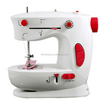 New portable FHSM-338 mini electric sewing machine with updated price