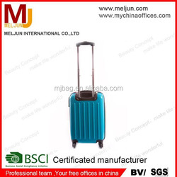 ABS/ABS+PC Film Cheap Hard Shell president luggage , Travel case, trolley case