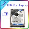 2.5'' interno laptop hard disc 1tb price usb hard disk 1tb